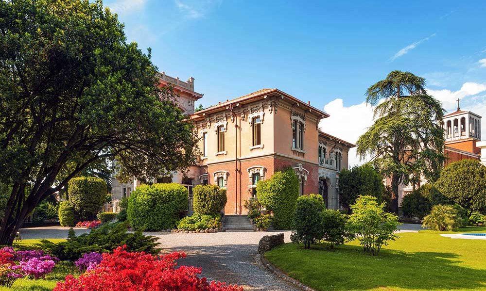 Villa Ida Esterno
