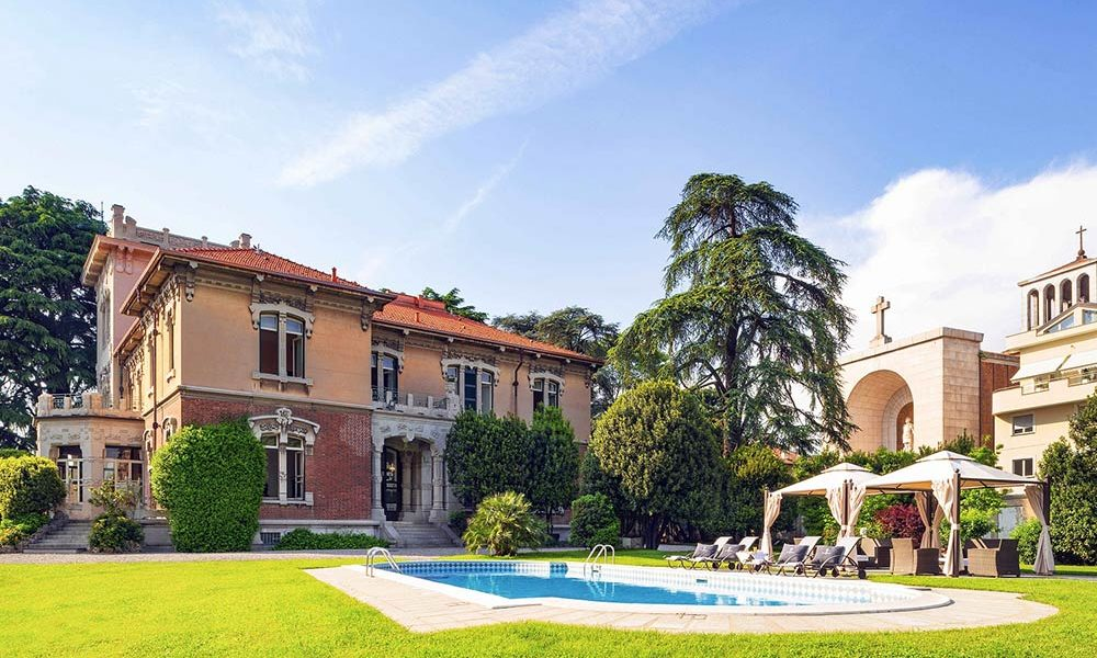 Villa Ida Esterno Piscina